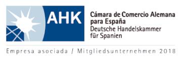 camara de comercio alemana para espana